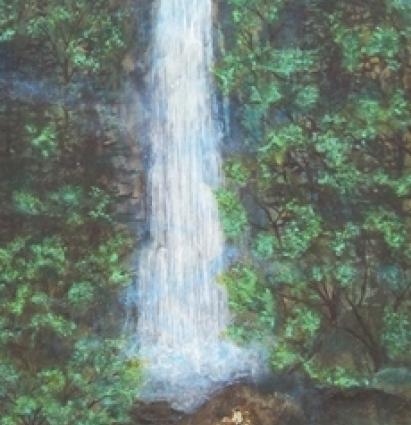 terre-d-eau-vive, 60 x 24 po.