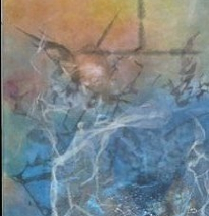 terre-insolite-2, 36 x 12 po, disponible a l'atelier